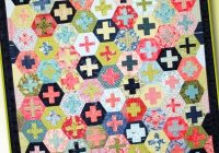 hex plus quilt pattern crazy old ladies Crazy Old Ladies Quilt Patterns Inspirations
