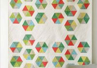 hexagon star quilt pattern download Unique Hexagon Quilting Patterns