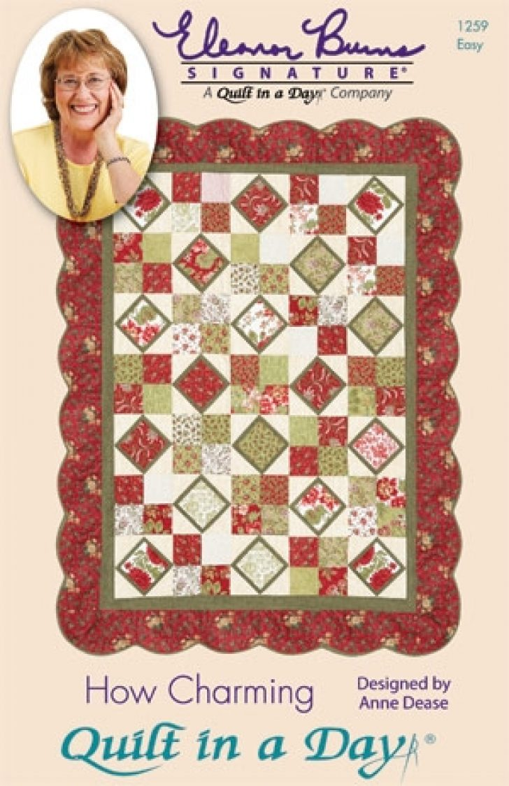 Permalink to Interesting Eleanor Burns Quilt In A Day Patterns Inspirations