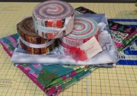 how to change the dimensions of a jelly roll race quilt Elegant Jelly Roll Race Quilt Pattern