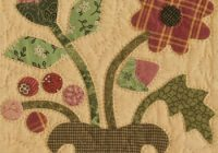 how to hand quilt little quilts to practice on stitch Hand Quilting Patterns For Beginners