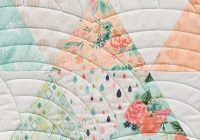 how to make a 60 degree triangle quilt pat sloans tips Elegant 60 Degree Triangle Quilt Inspirations