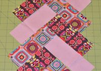 how to make a french braid quilt two ways Unique French Braid Quilt Patterns