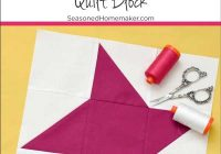 how to make a perfect friendship star quilt block the Friendship Quilt Block Pattern Inspirations