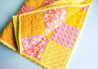 how to make a quilt weallsew Elegant Sewing Quilts For Dummies