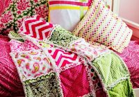 how to make a rag quilt easy beginners guide fleece fun Unique Rag Quilt Pattern Instructions