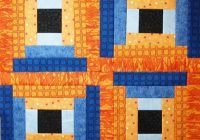 how to make courthouse steps log cabin quilt block quilts Cozy Courthouse Steps Quilt Patterns