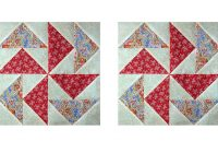 how to make no waste flying geese for quilts Cool Quilt Pattern Flying Geese Inspirations