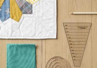 how to sew dresden plates free templates tutorial love Cozy Dresden Plate Quilt Block Pattern
