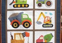i love dirt quilt pattern boys quilt patterns applique Modern Quilt Patterns For Little Boys Gallery