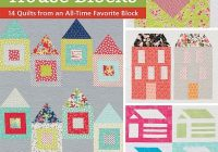 i love house blocks quilt book that patchwork place b1414 Stylish House Block Quilt Pattern Gallery