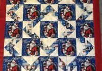 idea for panels or large print focus fabrics designer plans Stylish Quilt Patterns For Large Prints