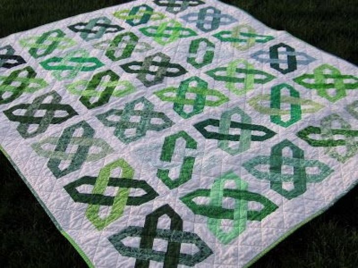 Permalink to Stylish Celtic Quilt Pattern Ideas