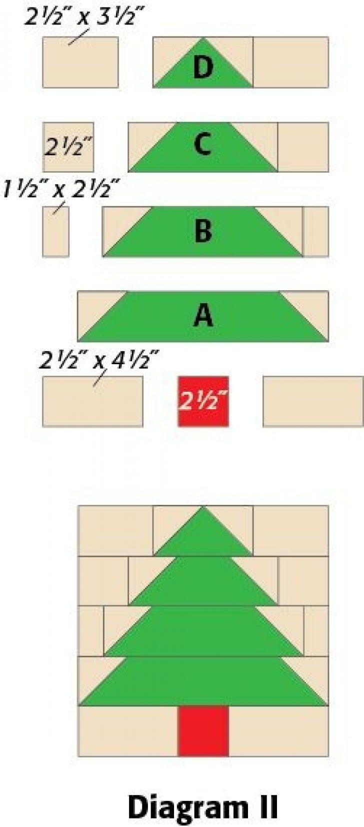 Permalink to 11 Unique Tree Quilt Block Pattern