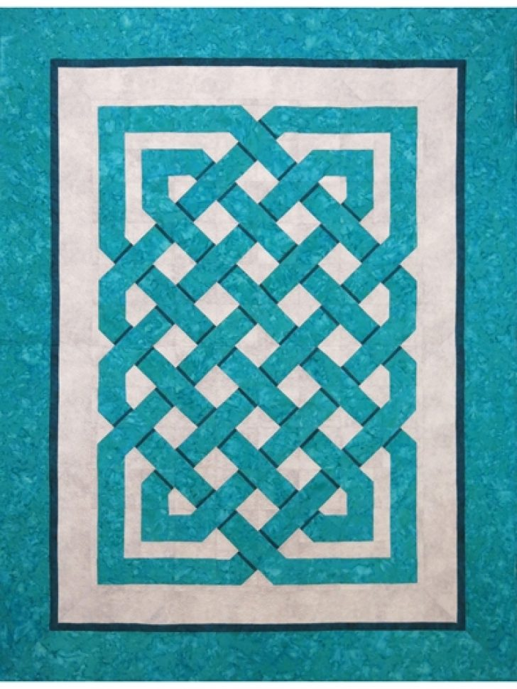 Permalink to 9 Modern Celtic Quilting Patterns