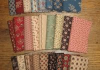 Interesting civil war melodies new civil war era reproduction fabric 11 Interesting Vintage Quilt Fabric Gallery