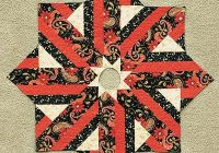 Interesting holiday dressing tree skirt quilt pattern 11 Elegant Tree Skirt Quilt Patterns Inspirations