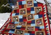 Interesting long arm quilting sew it is 11 Modern Firefighter Quilt Patterns
