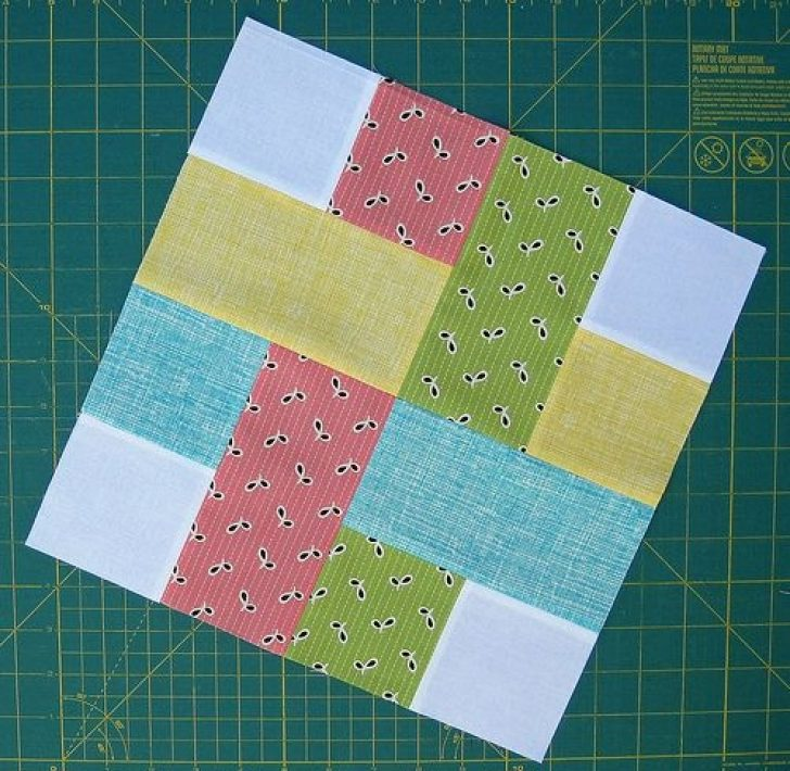 Permalink to 10 Elegant Simple Quilt Square Patterns
