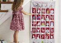 Interesting quilted kids advent calendar pottery barn kids 9 Cool Quilted Advent Calendar Pattern Inspirations