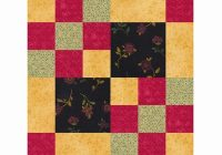 Interesting six inch quilt block patterns for your next quilting project 9 Unique 6 Inch Quilt Block Patterns Inspirations