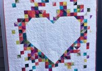 Interesting ski to sea queen quilt heart quilt pattern quilts quilt 9 Elegant Heart To Hand Quilt Patterns Gallery
