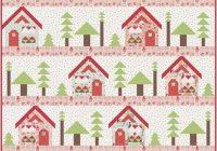 Interesting to grandmas house quilt pattern kelli fannin designs 9 Beautiful House Quilt Pattern
