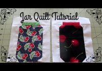 jar quilt pattern tutorial Canning Jar Quilt Pattern Inspirations