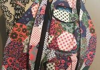 kavu rope bag backpack purse sling vintage quilt retired htf rare euc ebay Elegant Kavu Rope Bag Vintage Quilt Gallery
