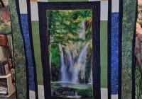 kits and more Center Panel Quilt Patterns Inspirations
