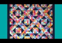 learn quilting with jelly rolls with 5 jelly roll quilting patterns Cozy Jelly Roll Quilt Patterns Youtube Inspirations