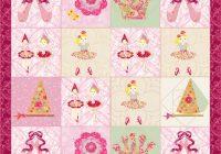 little girls quilt pattern ballerina quilt patternkindergarden quilts Stylish Little Girl Quilt Patterns Gallery