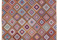 many trips around the world Interesting Round The World Quilt Pattern