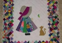 marvelous sun bonnet sue quilt pattern okoklife Stylish Sue Bonnet Quilt Pattern Gallery