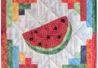 melon Unique Watermelon Quilt Pattern Inspirations