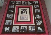 memory quilt i wanna make this for my kids think they Cozy Photo Memory Quilt Patterns Gallery