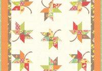 mini twirl pattern fig tree co Cozy Fig Tree Quilts Patterns
