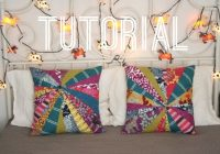 miss make quilted and zippered throw pillow tutorial Cool Quilting Pillow Patterns Gallery