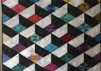 modern attic window quilt pattern karen combs Cool Attic Windows Quilt Pattern Inspirations