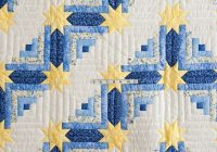 Modern blue and yellow colorado log cabin log cabin quilt pattern 9 Beautiful Colorado Log Cabin Quilt Pattern Inspirations