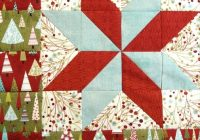 Modern creating more lemoyne stars with the figgy pudding fabric 11 Cozy Figgy Pudding Quilt Pattern Inspirations