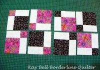 Modern disappearing nine patch tutorial disappearing nine patch New Disappearing 9 Patch Quilt Pattern Inspirations