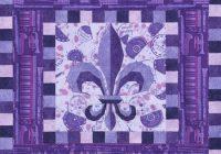Modern fleur de lis quilt pattern applique quilt patterns 10 Stylish Free Fleur De Lis Quilt Pattern