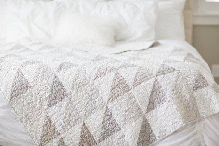 Permalink to Cozy All White Quilt Patterns Inspirations