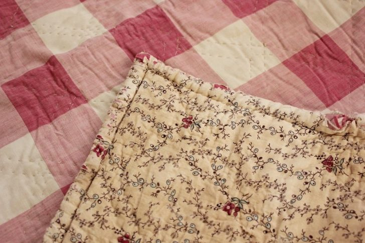 Permalink to 11 Interesting Vintage Quilt Fabric Gallery