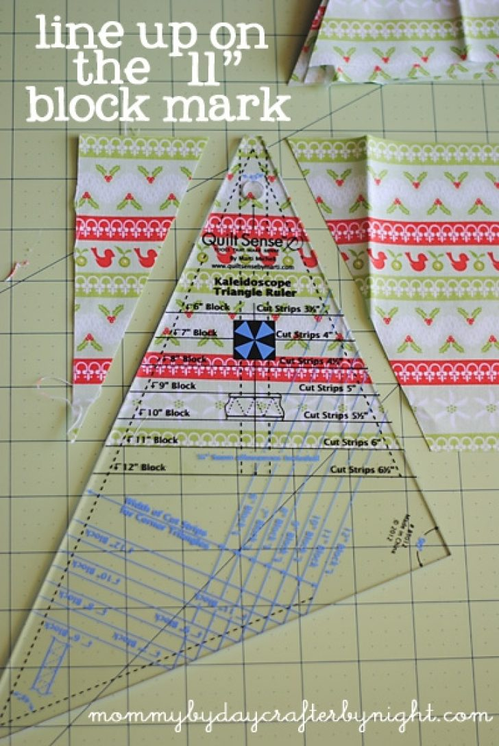 Permalink to Isosceles Triangle Quilt Ruler Inspirations