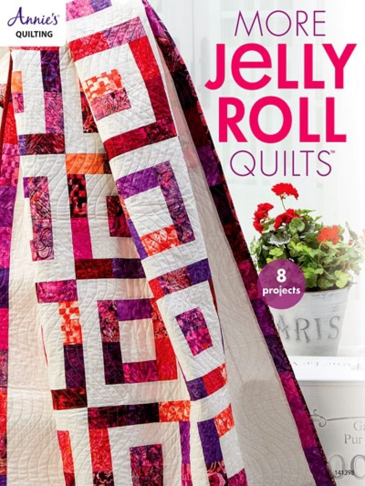 Permalink to 10 Elegant Jelly Roll Quilt Pattern Books Gallery