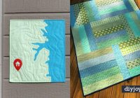 New 34 quilt ideas for beginners with free quilt patterns 9 Cozy Quilt Patterns For Beginners Gallery