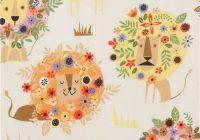 New beige lion fabric quilting treasures 11 Modern Stylish Quilting Treasures Fabric