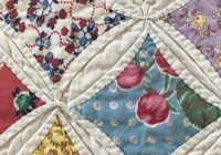 New cathedral window quilt circa 1930s vintage quilts antiques 9 New Cathedral Window Quilt Patterns Inspirations